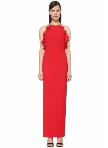 Whistles Elbise Kırmızı